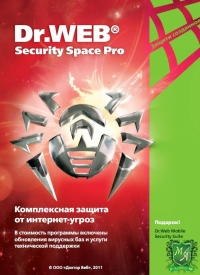 Dr. Web® Security Space Продление