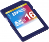 Silicon Power SD 16GB SP016GBSDH010V10, class10