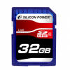 Silicon Power SD 32GB SP032GBSDH004V10, class4
