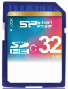 Silicon Power SD 32GB SP032GBSDH006V10, class6