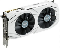VC 6GB ASUS DUAL GTX1060-6G